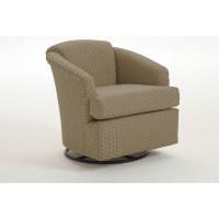 Best Home Furnishings Chairs - Swivel Barrel 2567-1 Cass ...