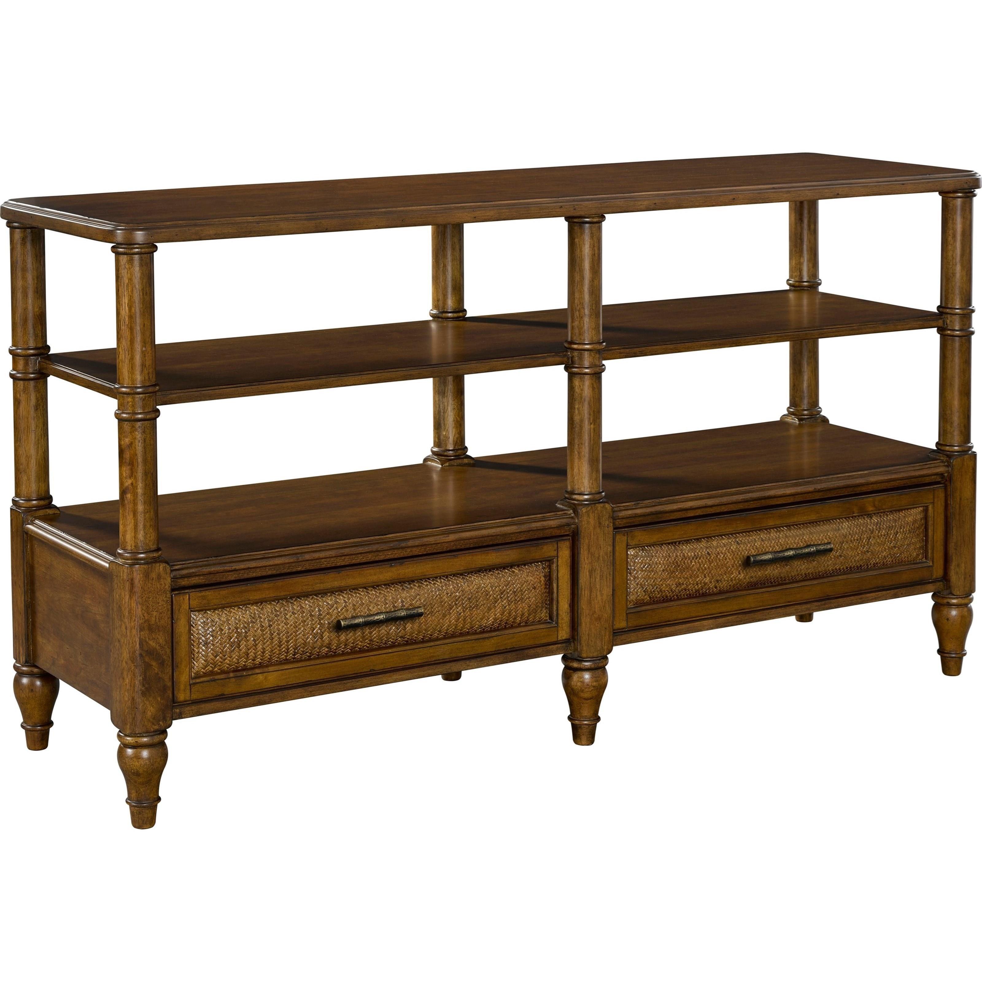 Broyhill Furniture Amalie Bay 4548 009 SofaConsole Table