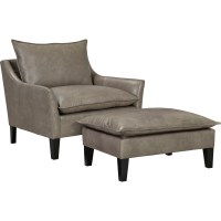 Broyhill Furniture Belinda Transitional Chair & 1/2 and ...