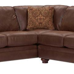 Broyhill Laramie Sofa Fabric Saddle Set Furniture 2 Piece Corner Sectional ...