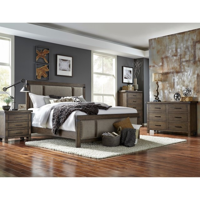 Broyhill Furniture Larimer Square Queen Bedroom Group Wayside
