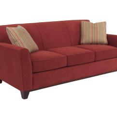 Broyhill Sofa Nebraska Furniture Mart Victorian Table Layla Stationary With Tapered Feet Ahfa By