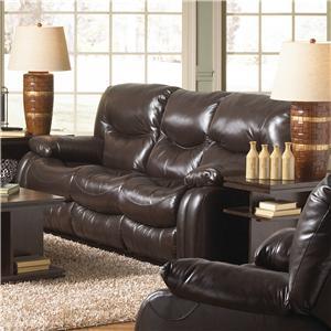 klaussner grand power reclining sofa pottery barn cameron sofas   rapids, holland, zeeland store van ...