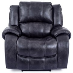 Klaussner Grand Power Reclining Sofa Bed Single Ikea All Motion Furniture Darvin Recliner With Headrest