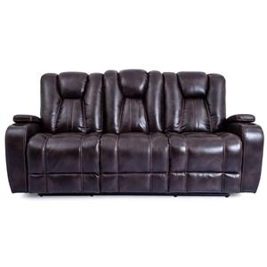 manwah sofa factory on finance uk cheers conlin s furniture montana north dakota south power reclining with lights