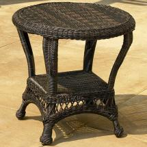 Chicago Wicker Charleston Nc457et- End Table Becker