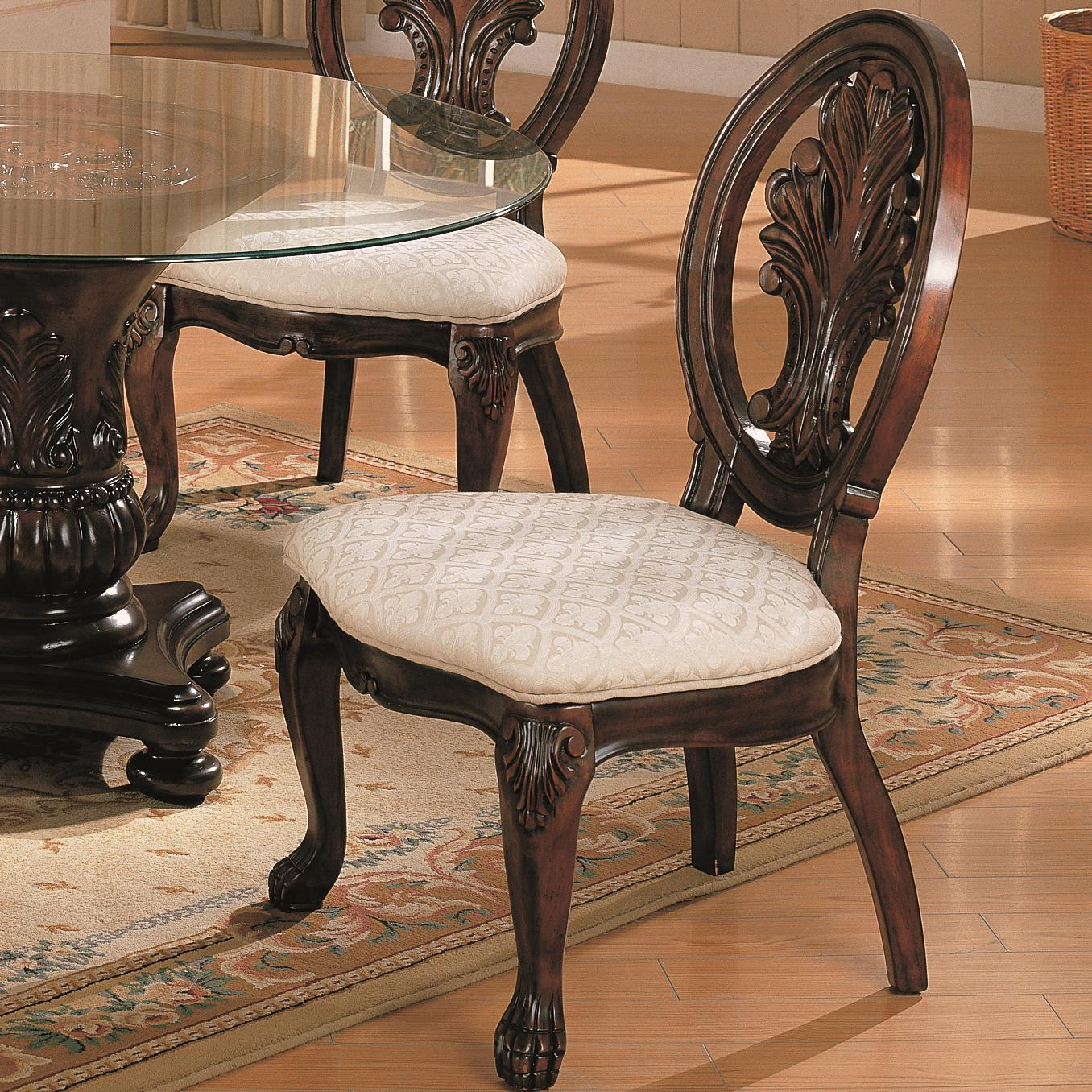 Coaster Tabitha 101032 Traditional Dining Side Chair  Del