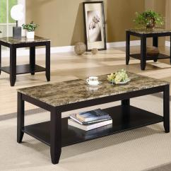3 Piece Table Set For Living Room Ideas Curtains Coaster Occasional Sets With