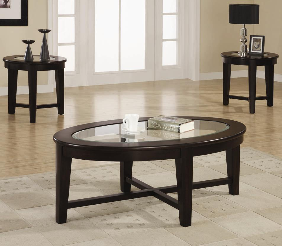 3 piece table set for living room contemporary chandeliers coaster occasional sets with