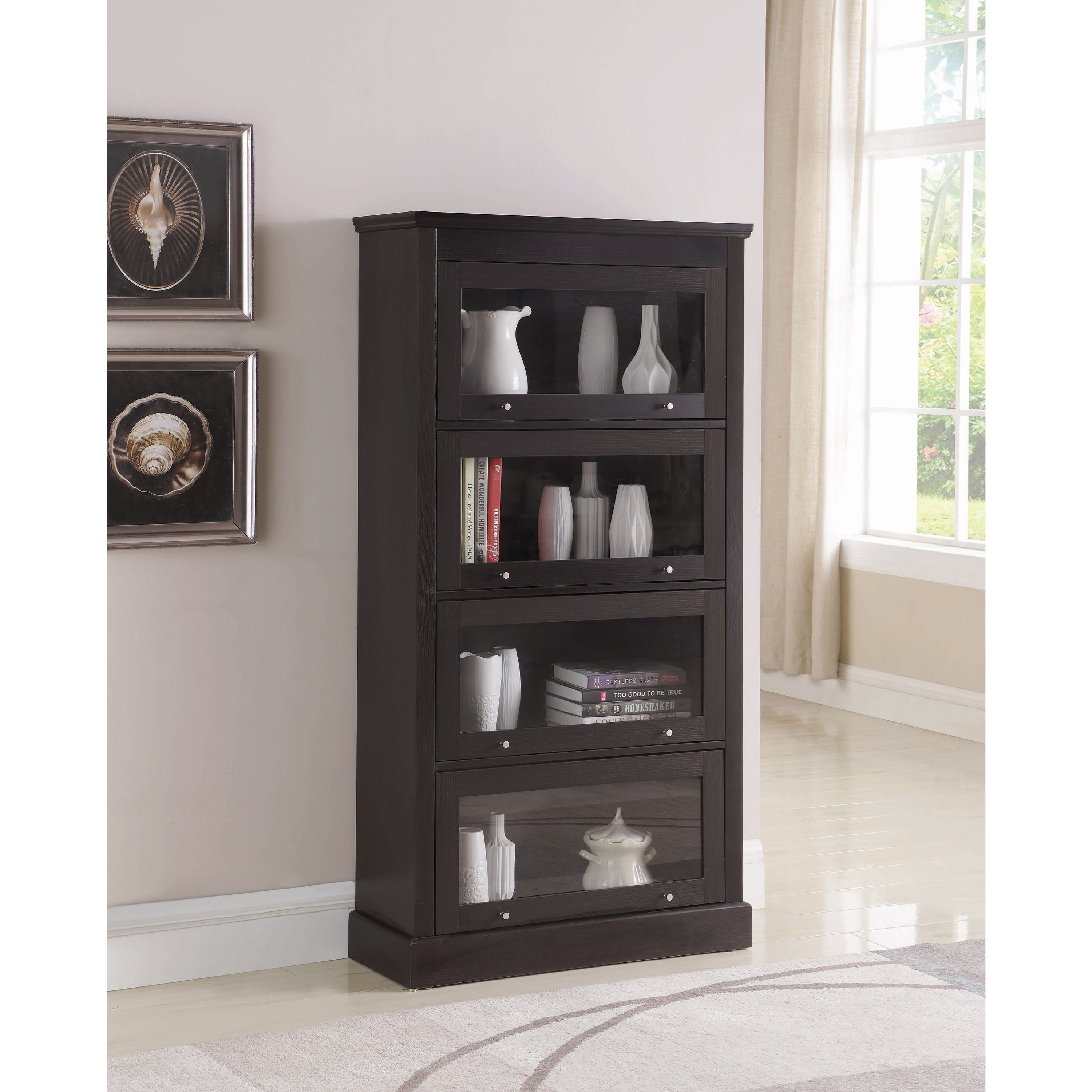 Accent Cabinets Bookcase