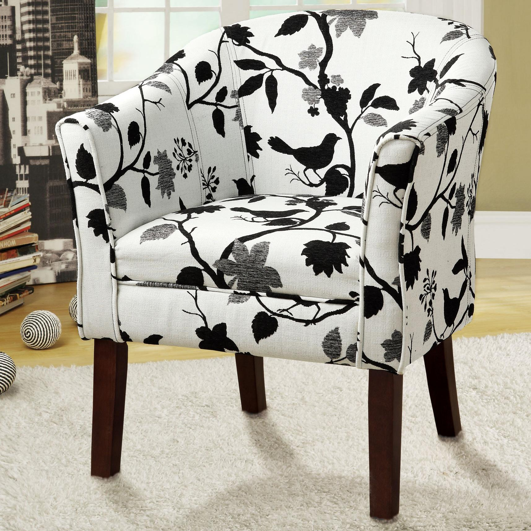 fabric accent chairs living room interior design uk coaster seating upholstered chair value city