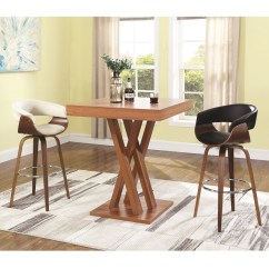 Bar Height Tables And Chairs Little Tikes Chunky Table Coaster Units Contemporary Stool Set