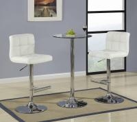 Coaster Bar Units and Bar Tables 3 Piece Bar Table with ...