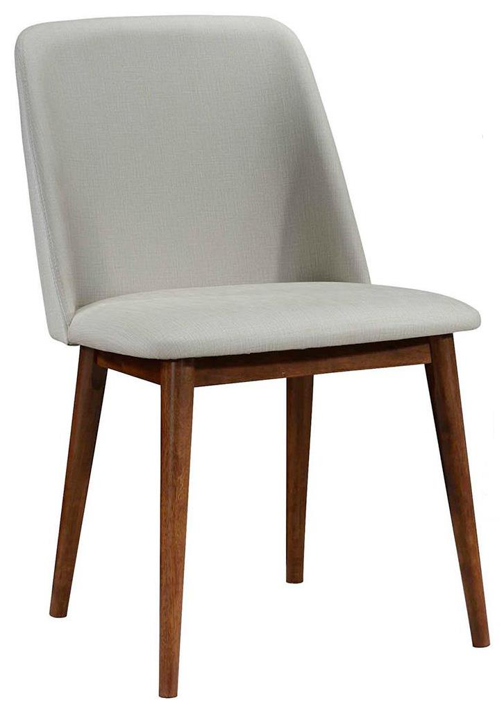 Coaster Barett MidCentury Modern Dining Chair  Value