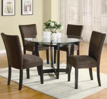 Coaster Bloomfield 5 Piece Dining Set City