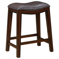 Coaster Dining Chairs and Bar Stools Backless Counter ...
