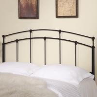 Coaster Iron Beds and Headboards Full/Queen Black Metal