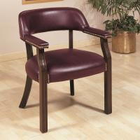 Coaster Office Chairs 511B Traditional Upholstered Vinyl ...