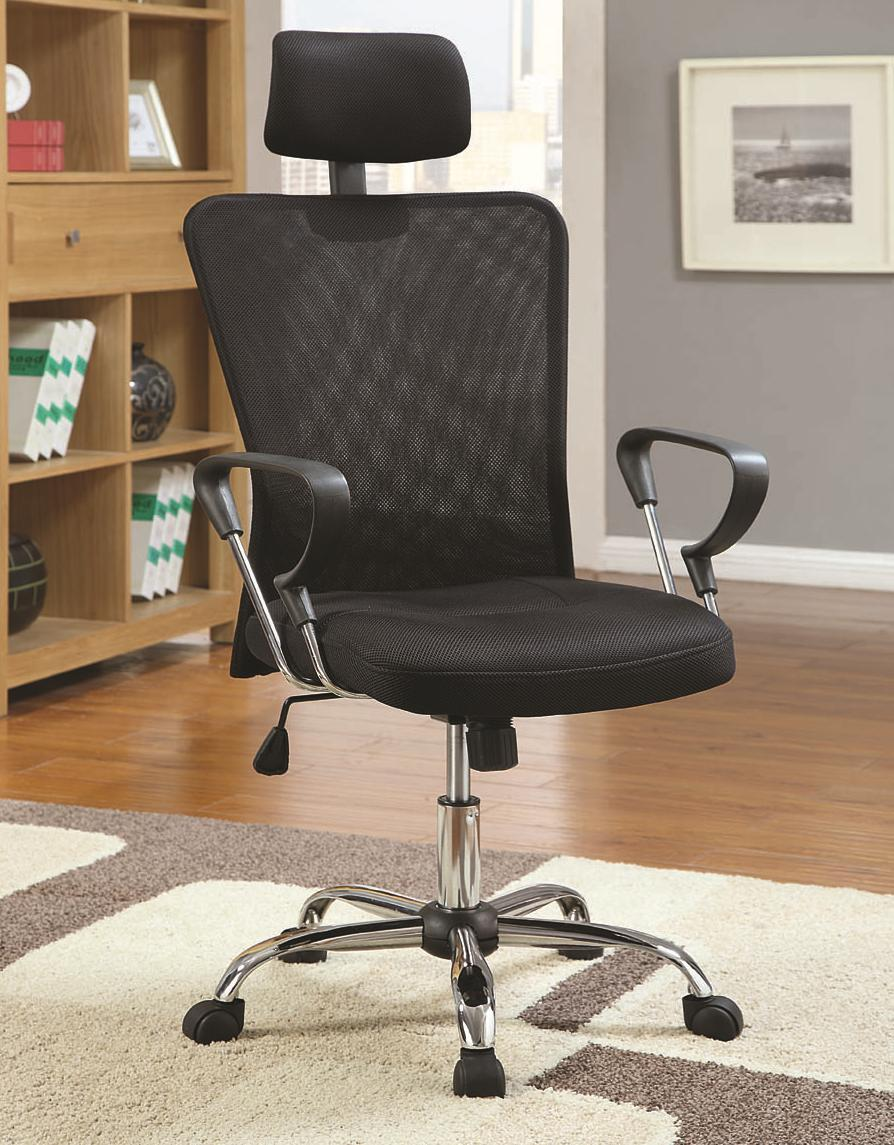 Coaster Office Chairs Contemporary Air Mesh Executive