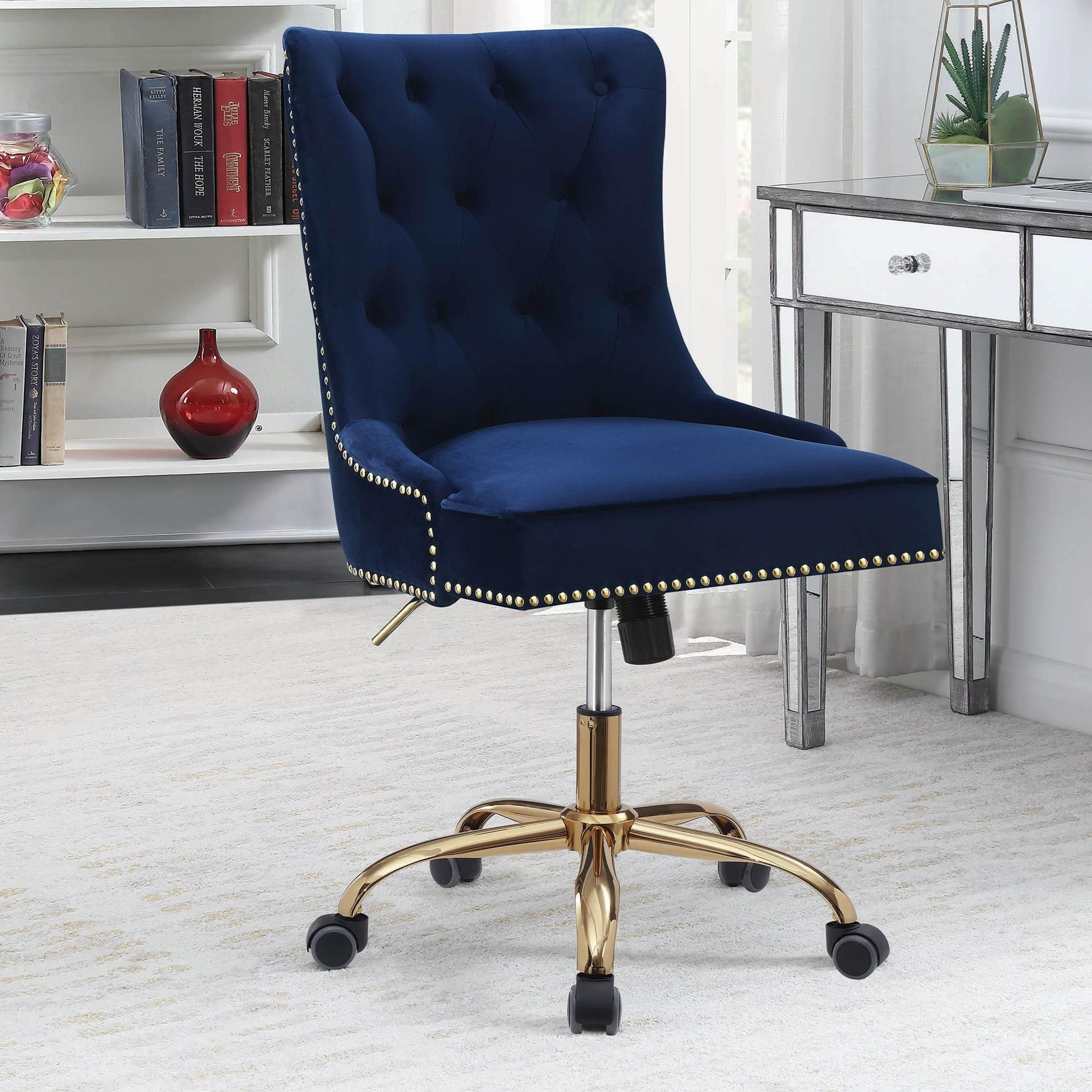 Coaster Office Chairs Office Chair with Tufted Back and