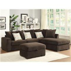 Ashley Bonded Leather Sectional Sofa Z Rozkladanym Materacem Sofas Store Nashville Discount Furniture ...
