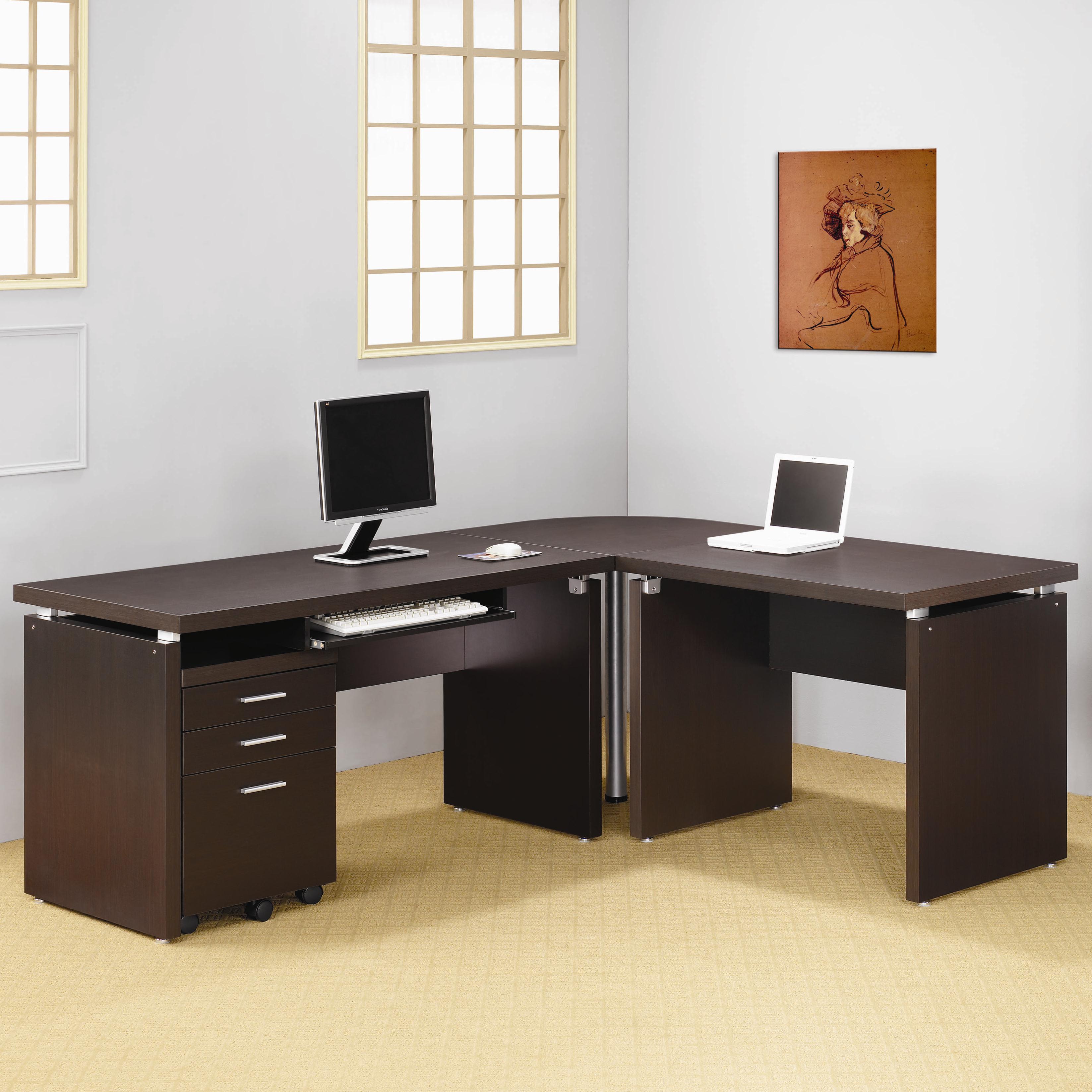 skylar l shape desk