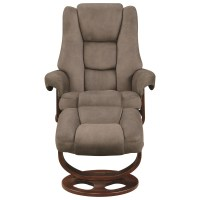 Coaster Recliners with Ottomans Reclining Chair With ...
