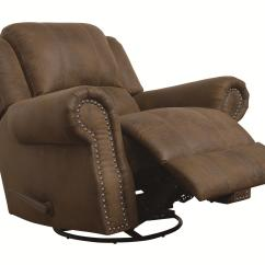 Rocker And Recliner Chair Inside Swing Coaster Sir Rawlinson Traditional Swivel With