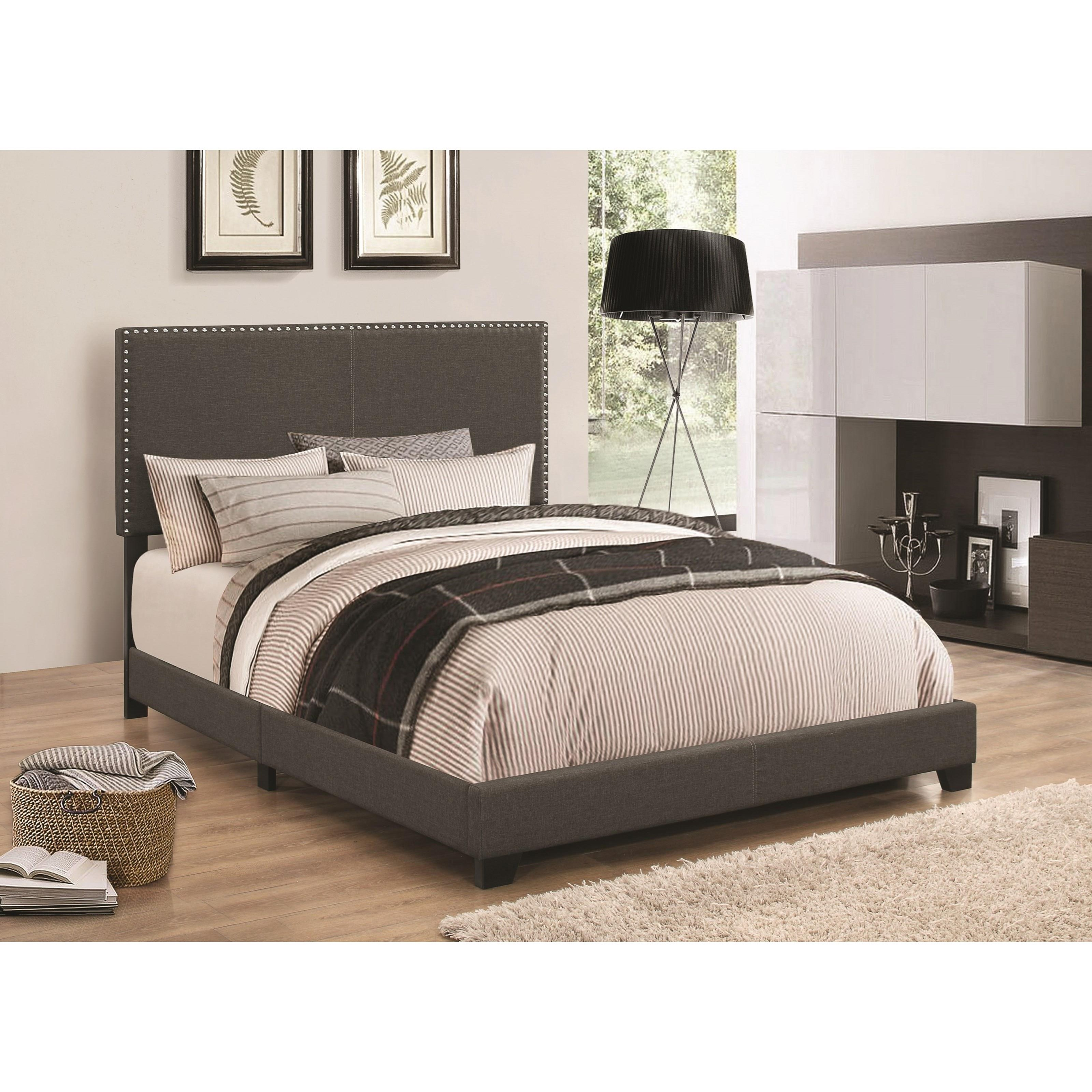 Coaster Upholstered Beds Upholstered California King Bed