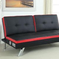Furniture of America - FOA Harely CM2462 Futon Sofa w ...