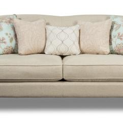 Camelback Sofa Cover Whitney Modern Ivory Faux Leather And Loveseat Set Craftmaster Sarah Traditional With Deep ...