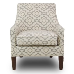 Contemporary Accent Chair Office Chairs White Hickory Craft Ruby Gordon