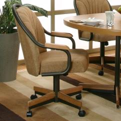 Dining Chairs With Arms Upholstered Swing Chair Kota Bharu Cramco Inc Shaw Espresso Harvest Chenille Arm Swivel