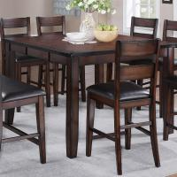 Crown Mark Maldives Counter Height Table | Wayside ...