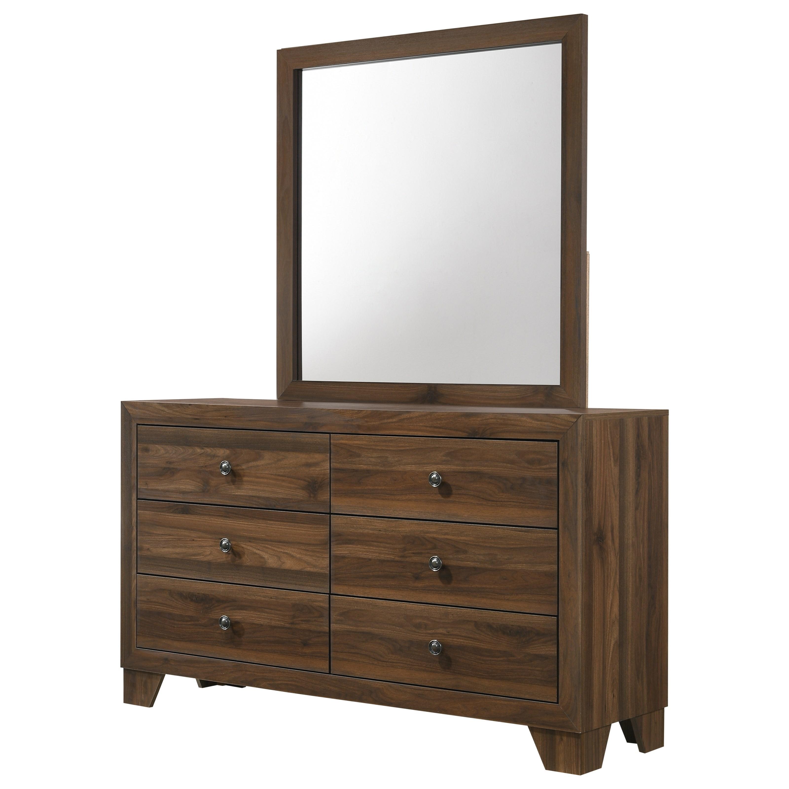millie transitional dresser and