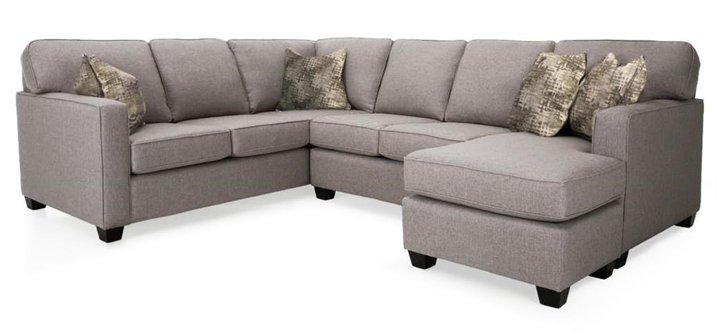 sofa w chaise pottery barn cameron roll arm slipcover mariko 2pc sectional rotmans sofas