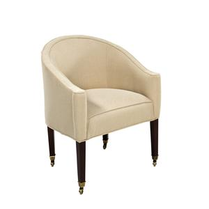 chairs on casters chair cover hire bromley dining with wayside furniture compton tub cap