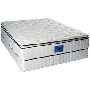 Diamond Mattress Spinal Comfort Surfside Cal King Pillow Top