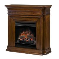 Dimplex Flat-Wall Fireplaces CFP3950BW Troy Electric ...