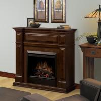 Dimplex Flat-Wall Fireplaces GDS23-MA1051 Trenton Flat ...
