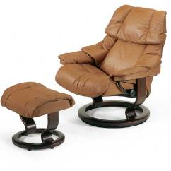 Palliser Chair And Ottoman Pottery Barn Kids Chairs Stressless By Ekornes Recliners Reno Large Reclining - Dunk ...