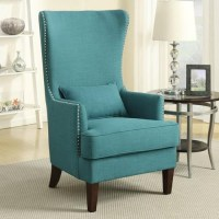 Elements Kori Wing Back Accent Chair | Royal Furniture ...