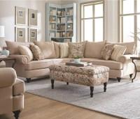 England Rosalie Sectional Sofa | Dunk & Bright Furniture ...
