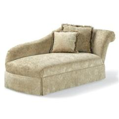 Accent Sofa Very Large Corner Bed Fairfield Accents Traditional Chaise With Rolled Back And Skirt Belfort Furniture Chaises