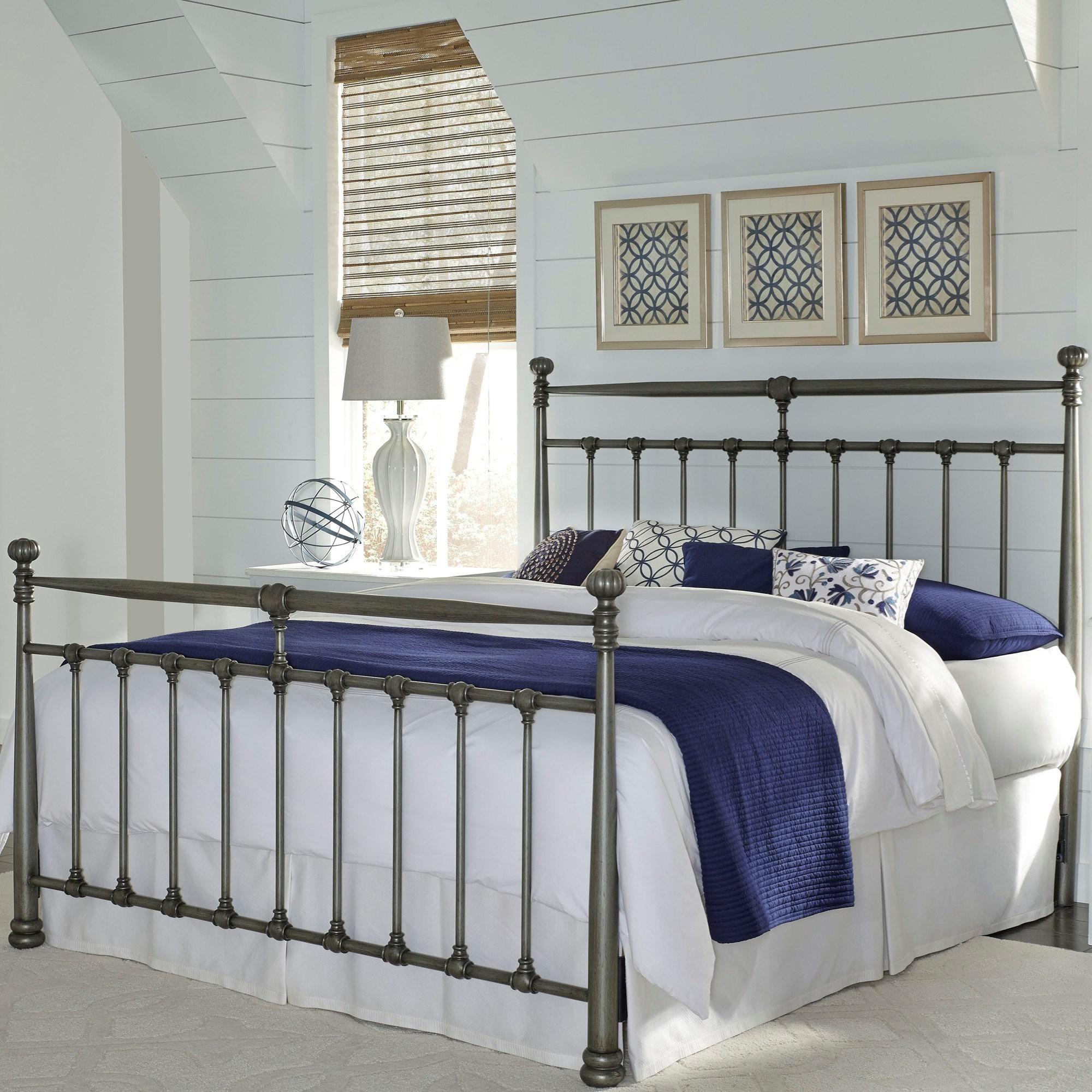 Fashion Bed Group Kensington Queen Kensington Complete