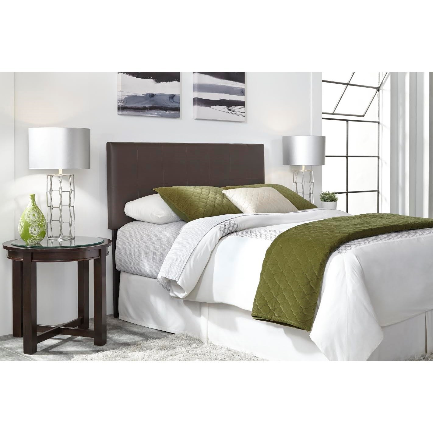 Fashion Bed Group Upholstered Bronson King Cal King