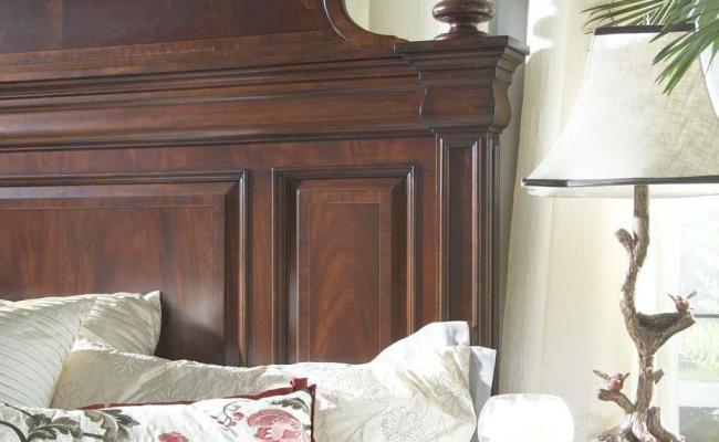 Fine Furniture Design Antebellum Traditional King Mansion