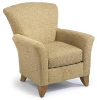 Flexsteel Accents Jupiter Upholstered Chair | Belfort ...