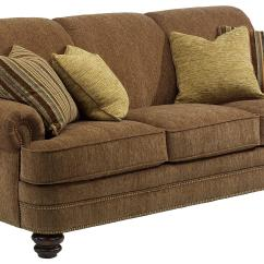 Flexsteel Sectional Sofas Sofa Throw Covers Asda Bay Bridge Traditional Rolled Back ...