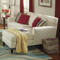 Flexsteel Digby Contemporary Sectional Sofa with RAF ...